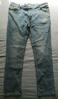 Collusion Men's x001 Plus Blue Skinny Jeans Size W40 L32 New Without Tags