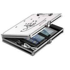 Locking Portable Storage Clipboard/Whiteboard w/Key Lock NEW WITH TAGS