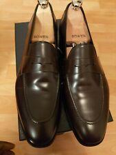 Prada Herren Loafers/Mokassins Größe 11/45, neuwertig Braun LederNeupreis. 750€