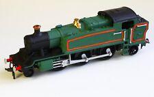 Airfix,Prairie Tank steam locomotive, kit built and painted,Gauge 00 ,1:76