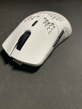 WIRELESS rechargeable Glorious Model O GLOSSY white 75g, G305 internal