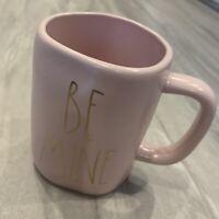 Rae Dunn BE MINE Coffee Mug in PINK NWT
