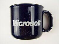 Microsoft Branded Large Ceramic Coffee Cup
