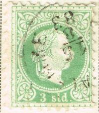 Austria Levant Offices in Ottoman Empire stamp 1867