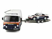 Voitures de sport miniatures multicolores Porsche
