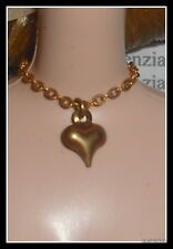 JEWELRY MATTEL BARBIE DOLL BEWITCHED FAUX GOLD NECKLACE CLOTHING ACCESSORY ITEM