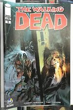 WALKING DEAD #1 Columbus 2015 Wizard World Comic Exclusive Variant Cover Image