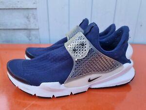 Nike Sock Dart Trainers Blue Uk 9 Eur 44
