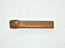 "3/8"" Carbide Tipped Lathe Threading Tool Bit, E6-C6, 73714, USA, J12"