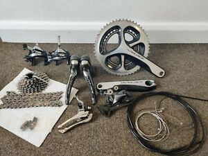 Shimano Dura Ace 9000 full Groupset. Inc chain, Titanium cassette and cables