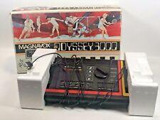 1977 Magnavox Odyssey 3000 home video game w/box