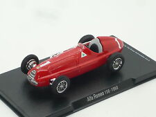 New 1:43 Alfa Romeo 158 Formula 1 racing car Juan Manuel Fangio 1950s Grand Prix
