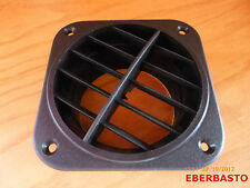 80mm Open Vent / Outlet for Eberspacher, Webasto or Propex Heater Ducting