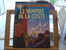DICK HERISSON  BE/TBE LE VAMPIRE DE LA COSTE SAVARD