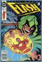 Flash #40 1990 Wally West DC Comics