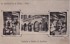 # PISA: GALLERIE E STUDIO DI SCULTURA- G. BARSANTI & FIGLI-