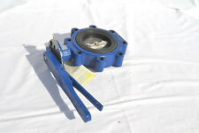 """APOLLO Butterfly Valve - 4"""" Lug Type SS 142 Series-Used"""