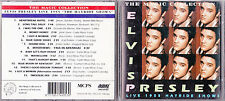 CD 15T ELVIS PRESLEY LIVE 1955 HAYRIDE SHOWS DE 2000 TBE