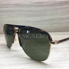 048d08daa12 Gucci GG 0292 S GG0292S Sunglasses Dark Havana Gold 003 Authentic 60mm
