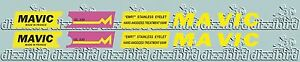 VINTAGE MAVIC GL330 Rim decals - perfect for renovations