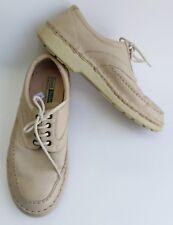 Josef Seibel Shoes Flats Beige Lace Up Comfort Mens Size 11 EU 43