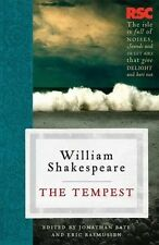 The Tempest (The RSC Shakespeare) Shakespeare, William New Book