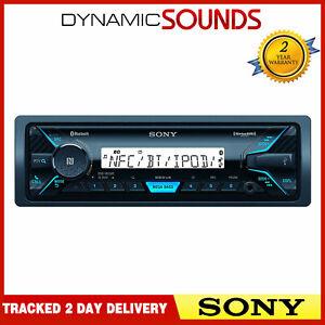 Sony DSX-M55BT Marine Stereo Media Receiver BT Radio MP3 USB AUX