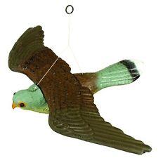 Flying Hawk plagas disuasivo estanque de jardín Pájaro repelente de gatos Señuelo Decorativo Hawk