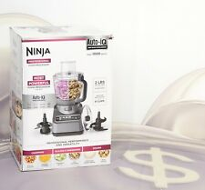 Ninja Precision BN601 Food Processor 850W Auto-iQ Base