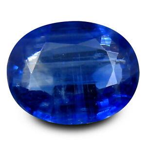 2.03 ct  100% NATURAL DEEP ROYAL BLUE KYANITE LOOSE GEMSTONES