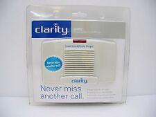 Plantronics Ameriphone Clarity Sr-200 Adjustable Super Loud 95+ dB Phone Ringer