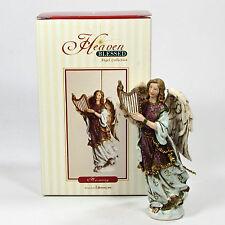 "Roman Inc Heaven Blessed Angel Collection Harmony 4.5"" Ornament 1 of 4 Mib Rare"