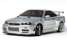 Tamiya TT-02D Skyline GT-R Z-Tune R34 Drift Car Kit 58605