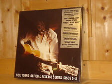 NEIL YOUNG Official Release Series Discs 5-8 REPRISE PALLAS 4 LP BOX NEW SEALED