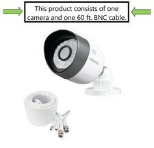 Samsung SDC-8440BCN 720P HD Waterproof IR Camera w/ Night Vision, White