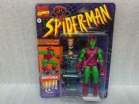 Marvel Legends GREEN GOBLIN from Spider-Man legends Retro wave