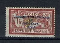 """FRANCE STAMP TIMBRE YVERT 182 """" CONGRES BORDEAUX MERSON 1923 """" NEUF A VOIR V677"""