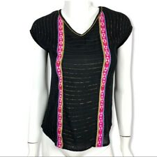 THML Sleeveless Top XS Black