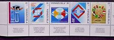 Venezuela 1990 30th Anniv of OPEC Set. MNH.