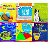 Oxford Read Level4:Floppy's Non-Fiction set Early Readers 6Book Paperback Englis