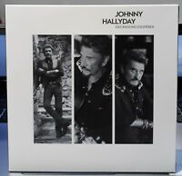 johnny hallyday: vinyle sp 45t.des raisons d'espérer. édition trés limitée. 2016