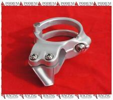 DUCATI 749 999 PANIGALE SILVER TITANIUM CLIP-ON & BAR CLAMP BOLT SET OF 8PCS