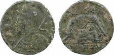 Urbs Roma, nummus  Constantinople, Louve, Romulus et Rémus - 32