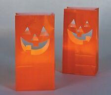 12 Décoration de fête Halloween voie Passerelle Jack O Lanterne Luminaire sacs