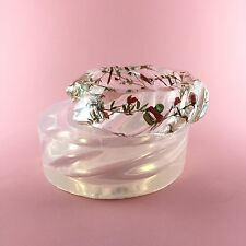 CLEAR SILICONE MOLD, (MB053) FOR TWISTED BANGLE BRACELET