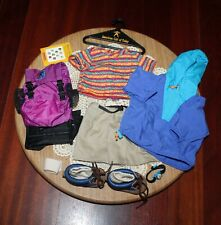 New ListingRetired & Rare American Girl Doll of Today 1998 Hiking Outfit, Pleasant Co. New