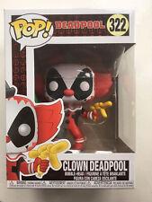 Marvel Deadpool - Clown Deadpool #322 Funko Pop! Pop Vinyl Figure Bobble-Head