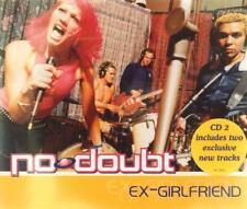No Doubt(CD Single)Ex Girlfriend CD2-New