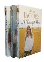 Hope Series 3 Book Anna Jacobs Time Search Place of Hope Romance Family Saga New