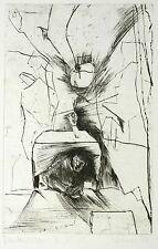 Barbara Lechner-bombe Keller-Acquaforte/freddo ago 1989